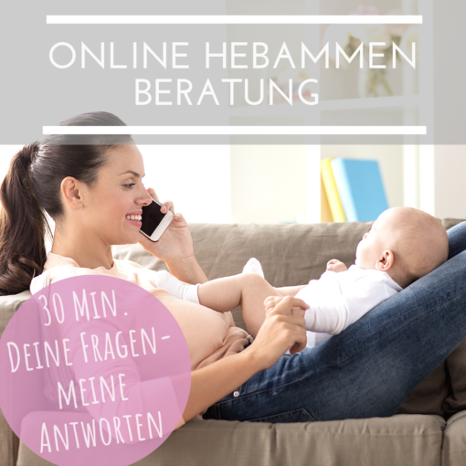 Online Hebammenberatung